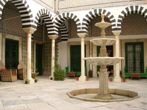 Palacio Dar Bach Hamba