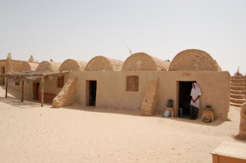 Sabria, ecoturismo y evasión en Túnez