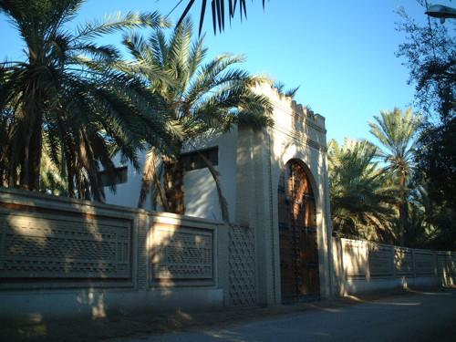 "Eden Palm, ""economuseo"" de palmeras en Tozeur"