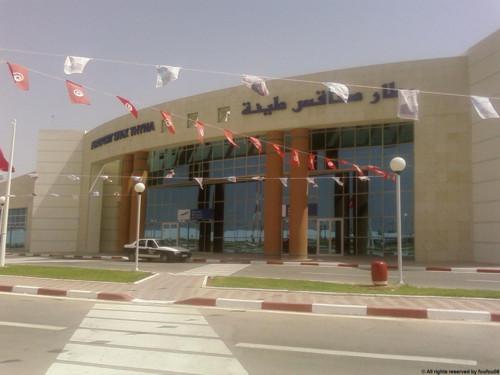Aeropuerto de Thyna Sfax