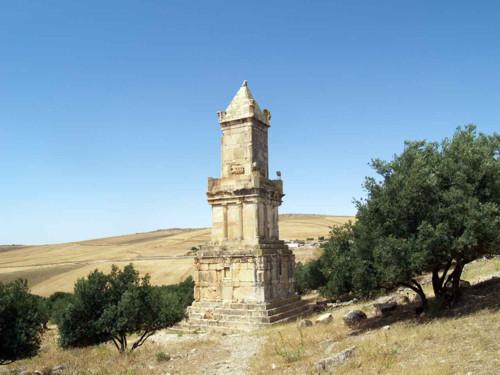 El Mausoleo de Ateban, enigma de la historia