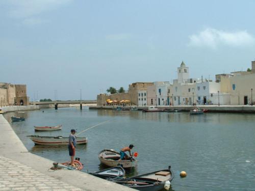 Antiguo puerto, un secreto en Bizerta