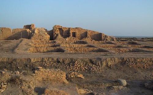 El sitio arqueológico de Thyna, en Sfax