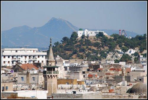 Vista Medina Tunis