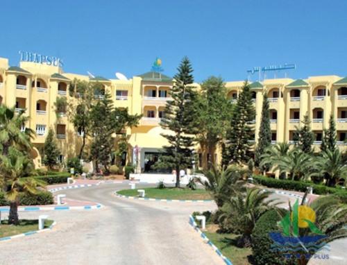 Hotel Club Thapsus, en la turística Mahdia