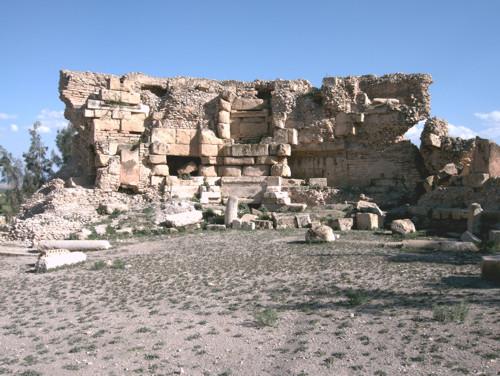 Las ruinas inexploradas de Sufes