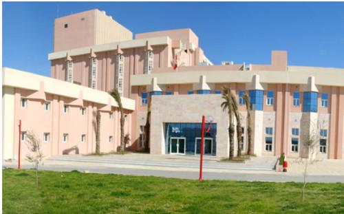 Biblioteca Nacional de Tunez