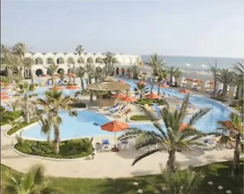 Hotel Iberostar, cuatro estrellas en la isla de Djerba