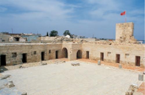 Lemta, la más pequeña de las ciudades-ribat