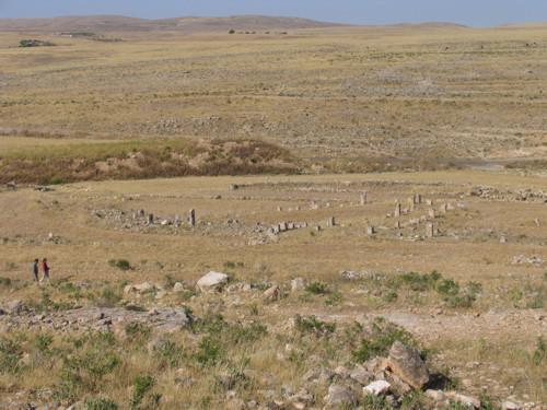 Althiburos, ciudad romano-bereber en Alto Tell