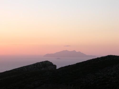 Tres senderos hacia Ras Fartas, en Cabo Bueno