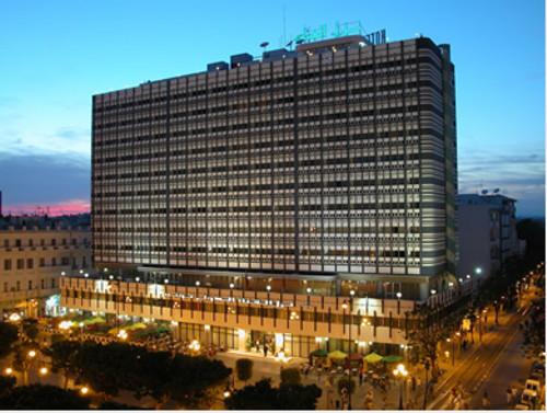 Hotel El Hana, comodidad internacional en Túnez