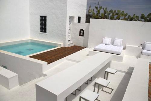 Hotel Dar Sabri, lujo y sofisticación en Túnez