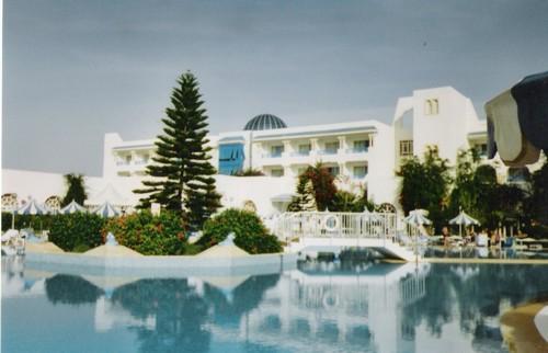 Hotel Ramada Liberty, lujo en Monastir