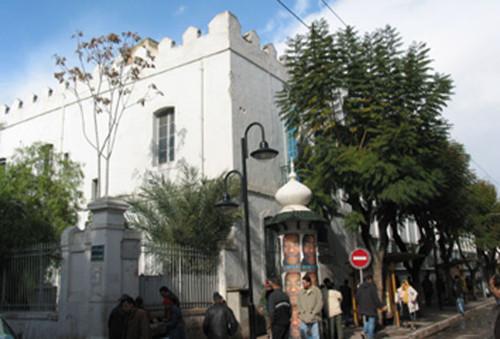 Centros culturales franceses en Túnez