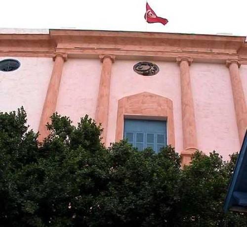 El Teatro Nacional de Túnez