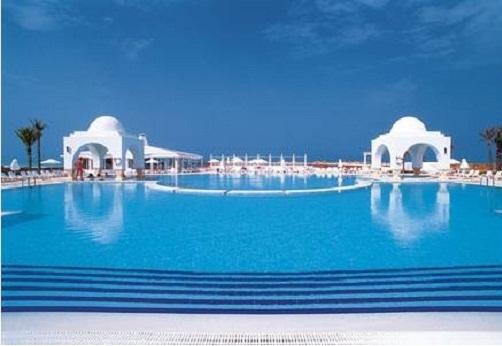 Hotel Radisson SAS Resort & Thalasso en Djerba