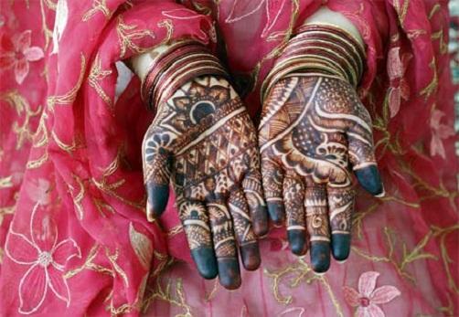 """¿Qué es la """"henna""""?"""