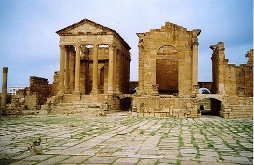 Sbeïtla, las ruinas mejor conservadas de Túnez