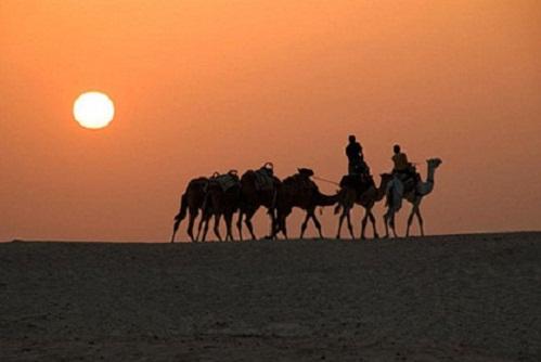 Escapada romántica a Túnez