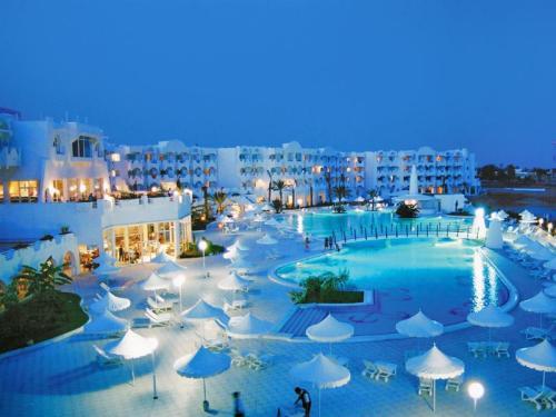 Hotel Vincci Alkantara Thalassa en Djerba