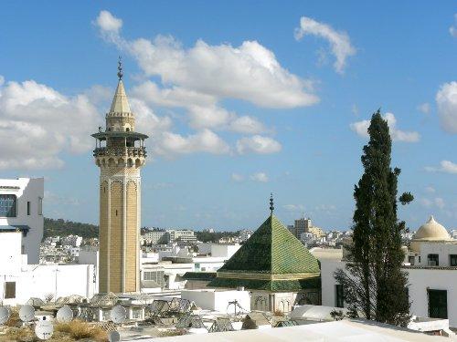 Tunez capital