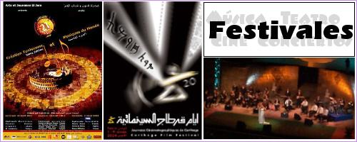 Festivales en Túnez