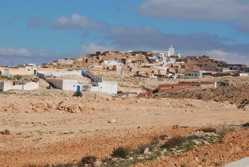 Tamezret, importante destino en Túnez