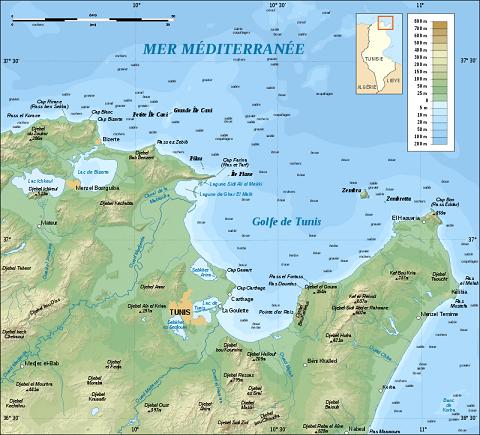 El Golfo de Túnez