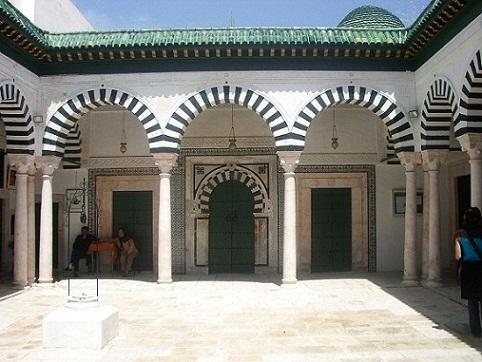 Palacio de Tunez