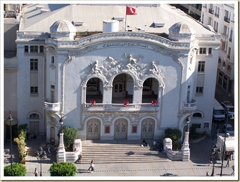 Teatro Municipal de Túnez
