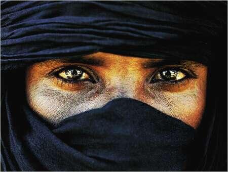 Los tuareg en Túnez