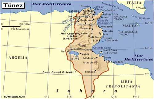 Otras formas de conocer Tunez