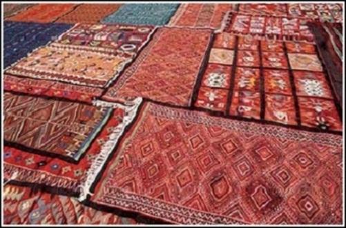 Las alfombras casi mágicas de Túnez