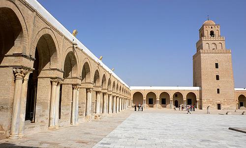 Visitar la ciudad de Cartago, en Kairouán