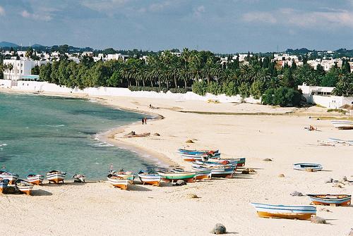 Legislación sobre las playas de Túnez